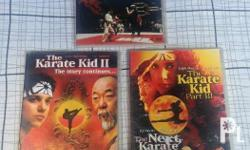 Original DVDs Movie Classics 1) Complete Karate Kid