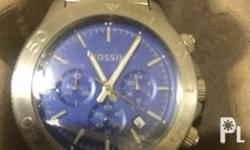 Original Fossil watch for sale, brand new from italy