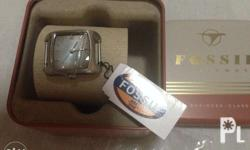ORIGINAL FOSSIL WATCH from GERMANY get your MONEY