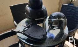 FOR SALE or SWAP 1. Orignal GIVI box with plate and 2