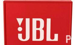 Brand new, sealed and authentic jbl go bluetooth