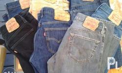 Original Levis 501 Made in USA Please message me