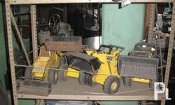 assorted tonka trucks all metals direct import from