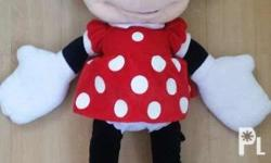 Original Minnie Mouse Stuffed toy From US