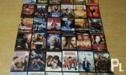 Selling my DVD collection * Original DVDs from America