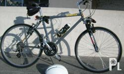 original mtb with shinamo parts see pictures to