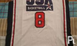 For sale is a original Nike Scottie Pippen #8 USA DREAM