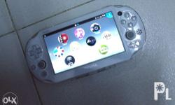FOR Sale: PS Vita Slim (white) console includes Charger