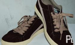 Deskripsiyon Original Puma Clyde Shoes brought abroad