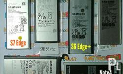 Genuine Samsung Batteries For Samsung Smartphones 30