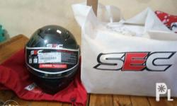 Brand New Sec Helmet Org.price 2500 For only 2000 size