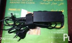 Original Sony Vaio Charger. Test first before buying