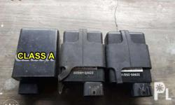 * Stock CDI for Raider 150 2009 up model CLASS A = 500