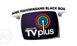 Used ABS CBN TV plus 2015 model still works,in very