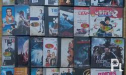 40 ORIGINAL VCDs and DVDs ALL for ONLY P500!! 28 VCDs