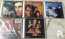 Selling my old collection of original VCDs Some are