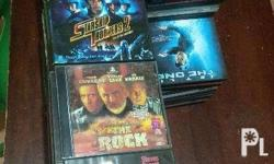 Original VCD DVD Movies Collection