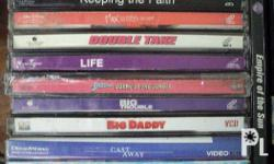 For Sale : Original VCD's & Audio for 35 each All Mint