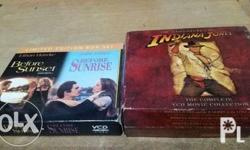 """1. Limited Edition Box Set """"Before Sunset and Before"""