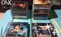 Hi, I am selling my original VCDs collection in