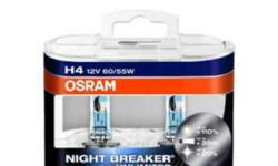 Brand new osram night breaker at a discounted price. 1