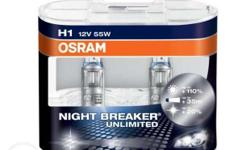 OSRAM Night Breaker UNLIMITED H1 *The following also