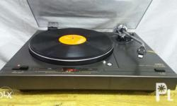 OTTO vintage direct drive turntable TP1200 for Sale in Kawit