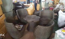 Outdoor Coffee Table Rattan