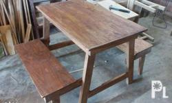 Outdoor Picnic Tables, Collapsible Wooden Table