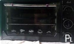 ASAHI BRAND OVEN, #Lig on # up to 250�°C ang init( pwde