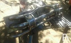 For sale Owner jeep front bumper for only 1,000 pesos