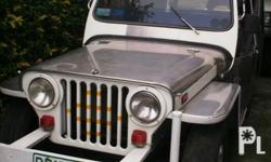 Kondisyon: Gamit na OWNER TYPE JEEP REGISTERED CLEAN &