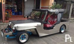 Owner type jeep tamiya Registered Makinis Pure
