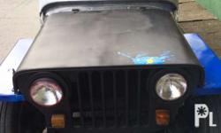 For sale owner type jeep Blue painted body Long body 4K