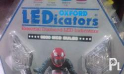 Brand new still in package Oxford LED indicators bought