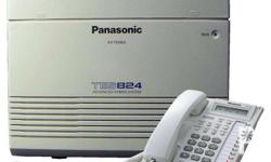 BRAND NEW! Panasonic PABX System Package 3 x 8 PABX