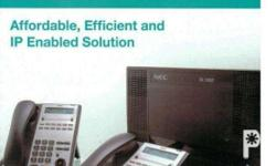 NEC SL1000 The basic system is equipped with 4 trunk