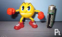 Selling Pacman figure for only 149 pesos. Can do