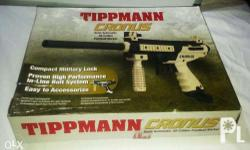 Tippmann Cronus Basic Marker Features reliable in-line