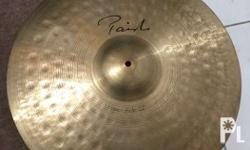 Selling my Paiste cymbals Rfs: moving abroad Meetups: