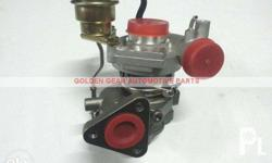 Pajero 4M40 Turbo Charger 18,000 Brand New Like us on