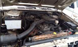 PAJERO EXCEED 1993 Automatic Transmission 4 Cylinder