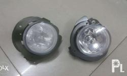 Pajero IO Lights Package (OEM) Sold as a SET ONLY