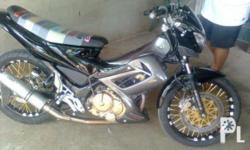 Deskripsiyon For sale 2009 suzuki raider 150 new breed