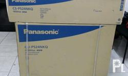 All Brand new & Factory Sealed: PANASONIC AIRCON SPLIT