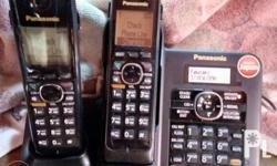 Used. 3 in 1. Landline Telephone, Intercom and