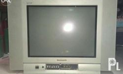 21 inch TV No longer used Issues: Needs a slight fix