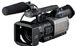 FOR RENT!!! -PANASONIC DVX-100BP IDEAL FOR: - Corporate