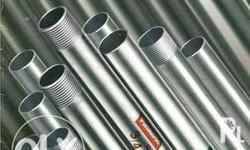 We sell electrical supplies and fittings such as EMT,