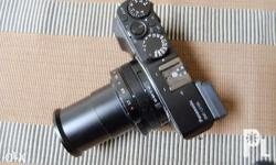 Up for sale: 1) Lumix LX100 - FOR PARTS ONLY. Issue:
